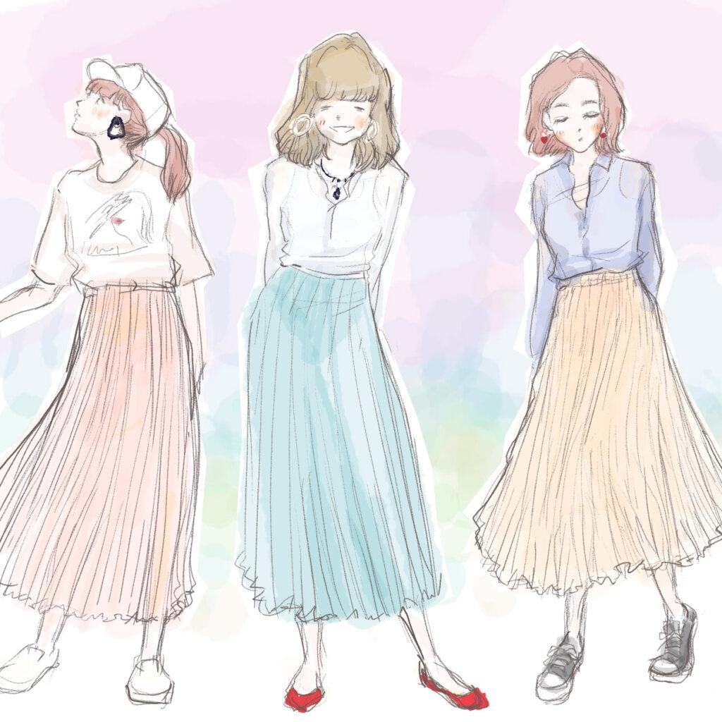 プチプラ♡ファッション