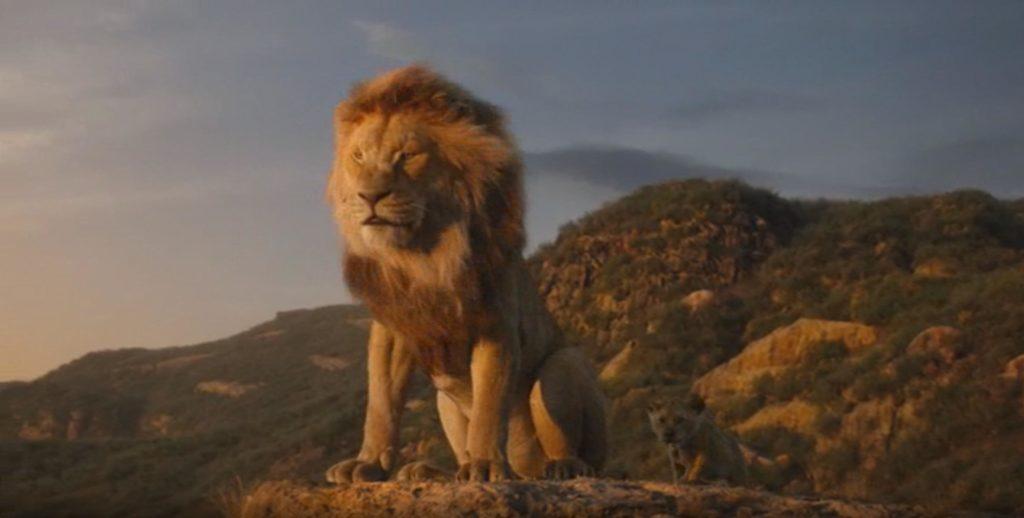 映画ライオン・キングの感想